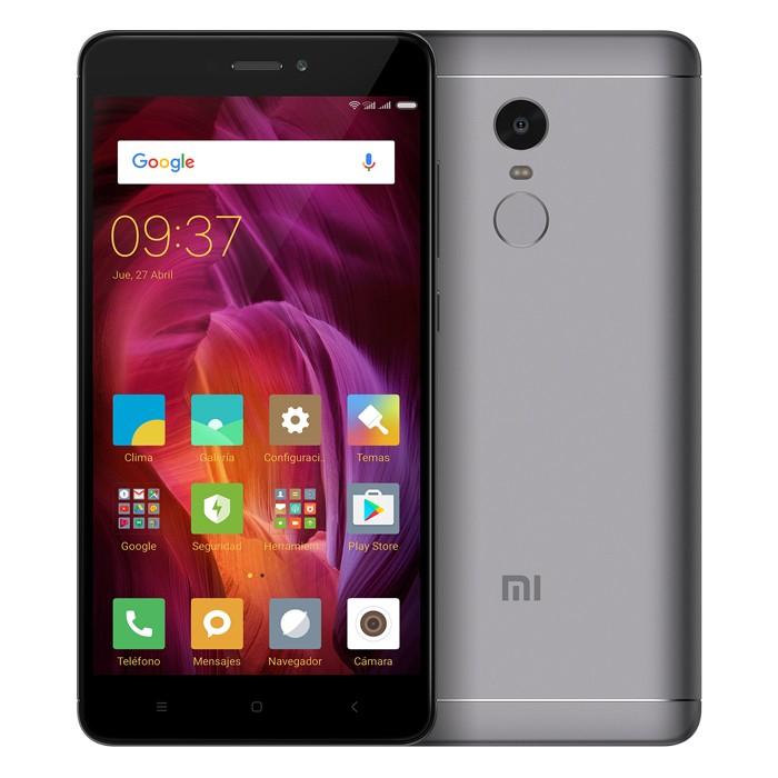 Xiaomi Note 4 Global 3GB 32GB solo 132€ (desde España)