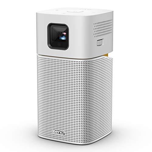 BenQ GV1 – Proyector portátil inalámbrico con Altavoz Bluetooth,