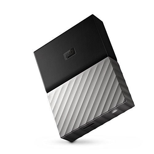 Disco duro externo 3TB Western Digital My Passport