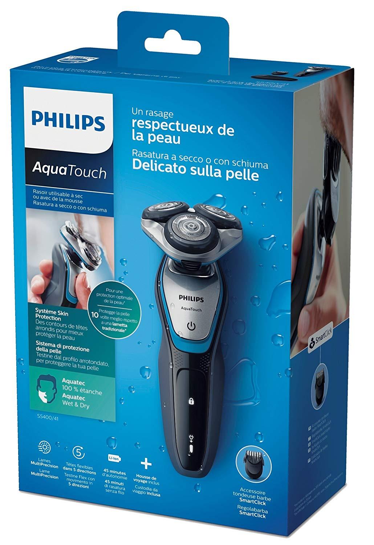 Philips AquaTouch S5400 - Afeitadora eléctrica