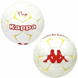 Balón de futbol Kappa, tres colores y dos medidas
