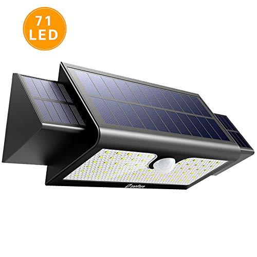 Foco solar Zanflare 71 LED solo 9.9€