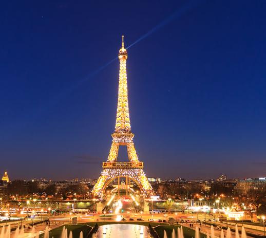 Vuelos a París desde 26€ ida y vuelta