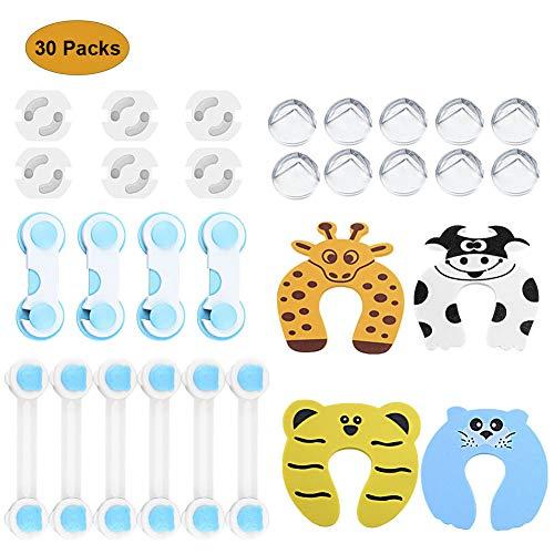 Kit de seguridad para bebés - 30 piezas