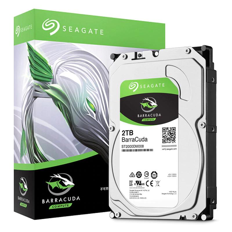 Disco duro seagate 2 tb 7200RPM