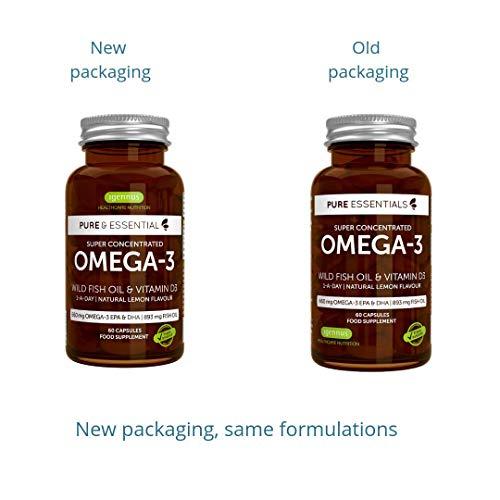60 cápsulas de Omega-3