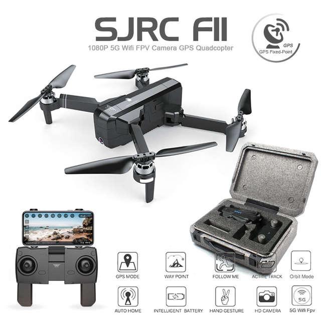SJRC F11, de lo mejor calidad-precio