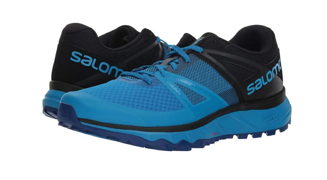 Salomon Trailster, Zaptillas de Running para Hombre, talla 40