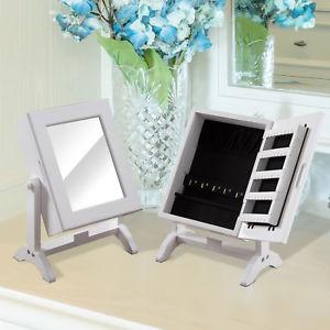 Espejo Joyero de Mesa