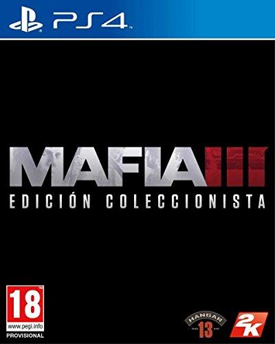 Mafia III PS4 Edición coleccionista