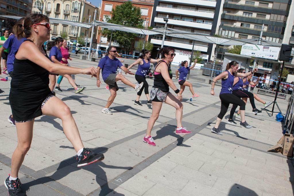 Veintiocho actividades deportivas Gratis para luchar contra el cáncer en Zamora