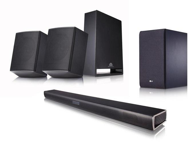 Barra sonido LG SJ4R 420W solo 159€