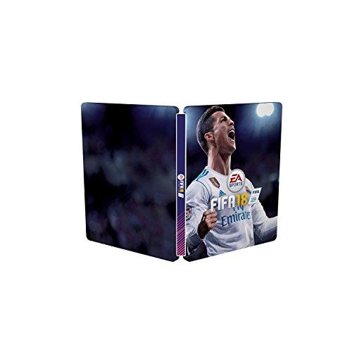 Steelbook FIFA 18(sin juego) producto plus