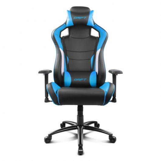 Drift DR400 Silla Gaming Negra/Azul