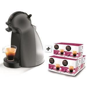 Pack Dolce Gusto + 6 cajas espresso (96 capsulas)
