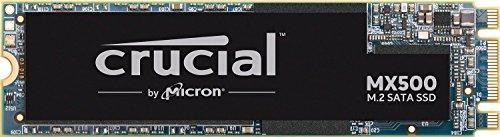 Crucial MX500 SSD de 500 GB (M.2 2280, 3D NAND, SATA)