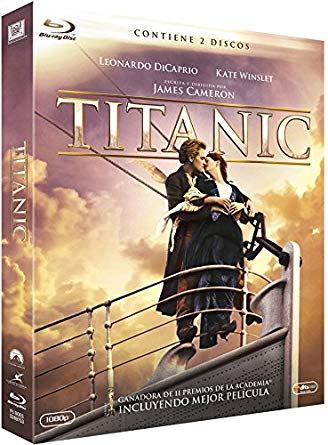 Bluray Titanic