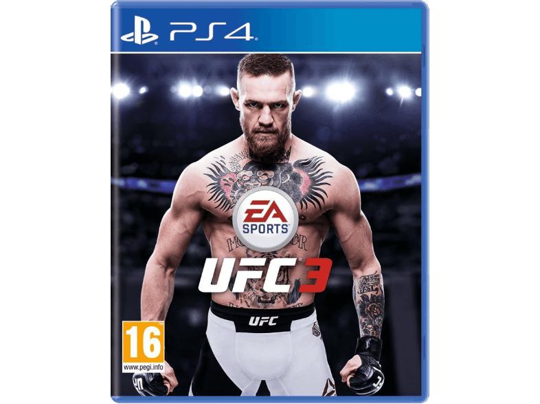 UFC 3 POR SOLO 10€ EN MEDIAMARKT RED NIGHT