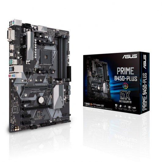 Asus PRIME B450-PLUS