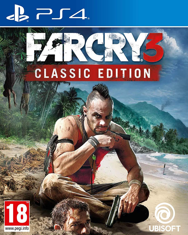 FAR CRY 3 (PS4) POR 10€