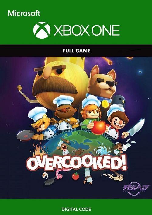 Overcooked para Xbox One por menos de 2€