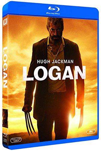 Pelicula Logan Blu-ray