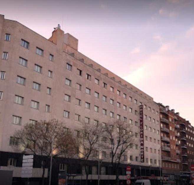 Hotel 4* en Madrid por 16€ p.p./noche