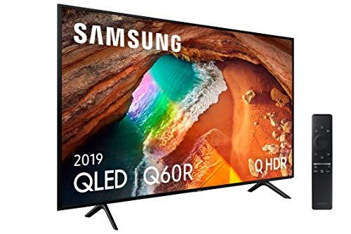 """Samsung QLED 4K 2019 49Q60R - Smart TV de 49"""" con Resolución 4K UHD"""