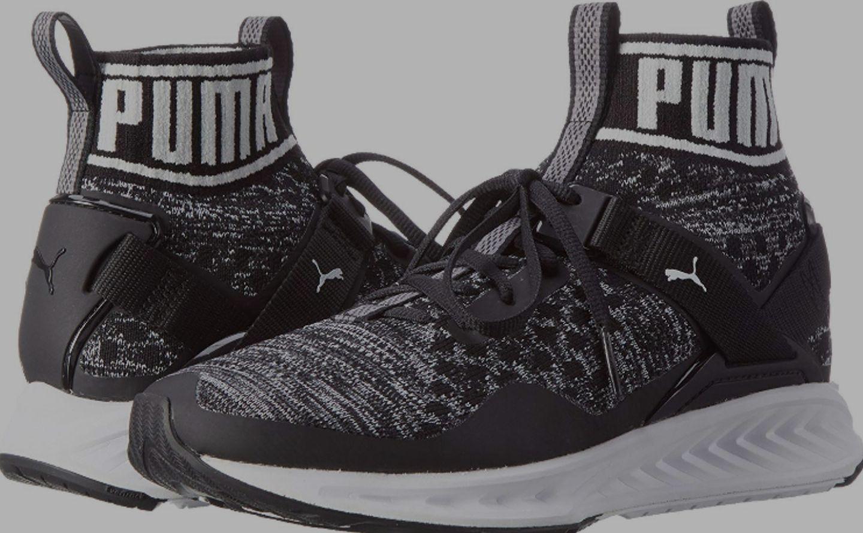 Zapatillas puma ignite evoknit talla 40.5 mujer menos de 27€