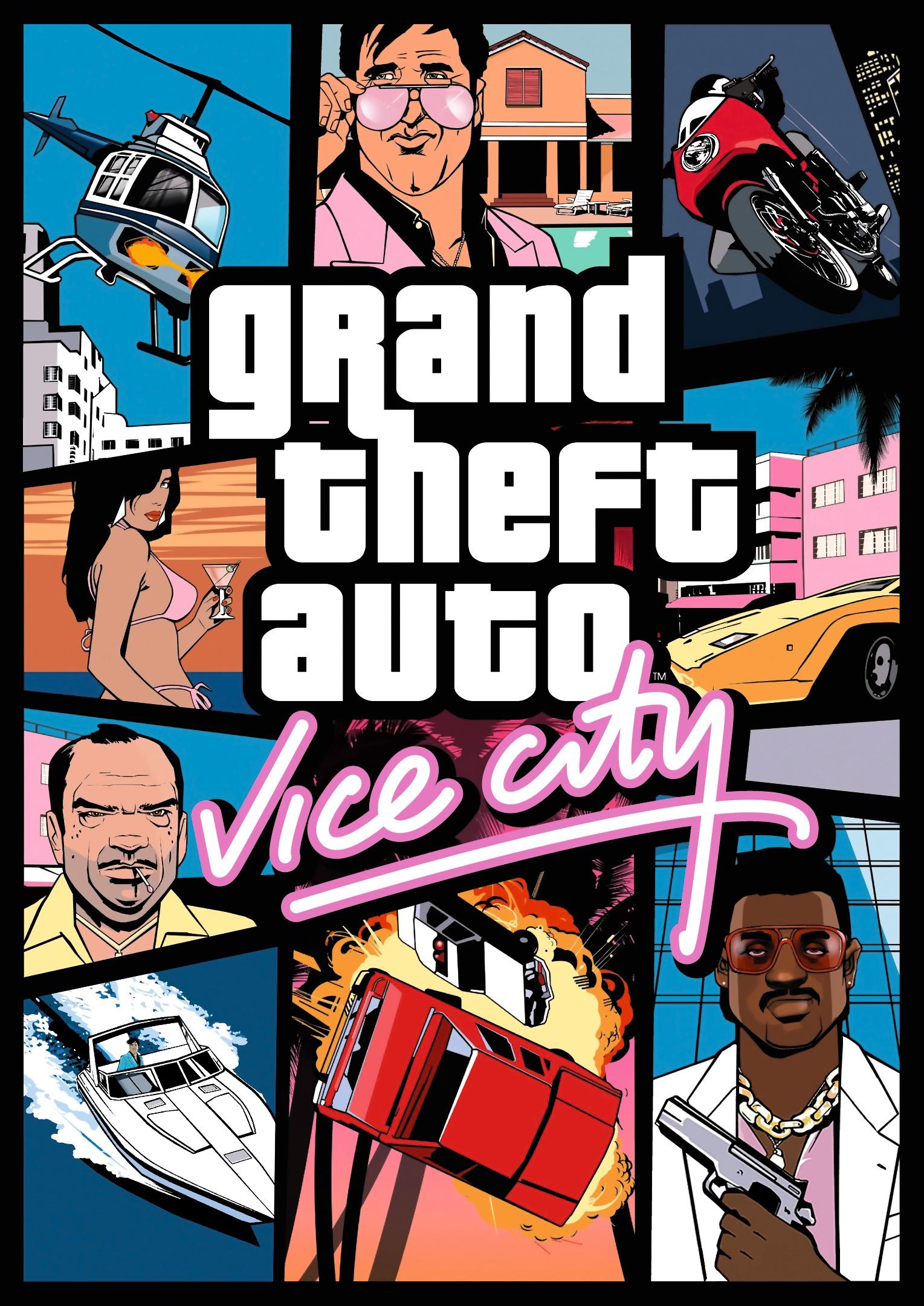Vice city steam