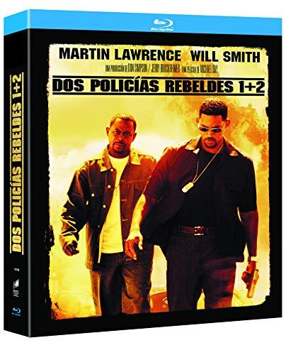 Pack: Dos Policías Rebeldes 1 + Dos Policías Rebeldes 2 en BluRay