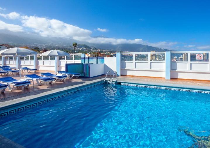 7 noches en Hotel 4* en Tenerife en Julio por 88€ por persona