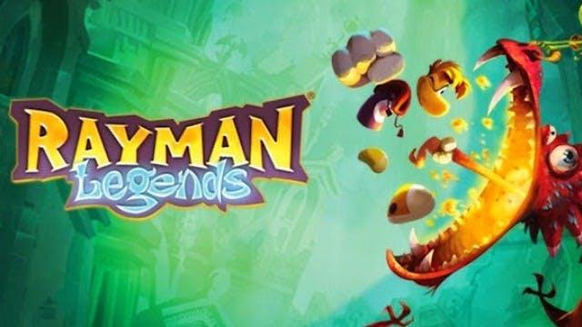 Rayman Legends (UPlay)