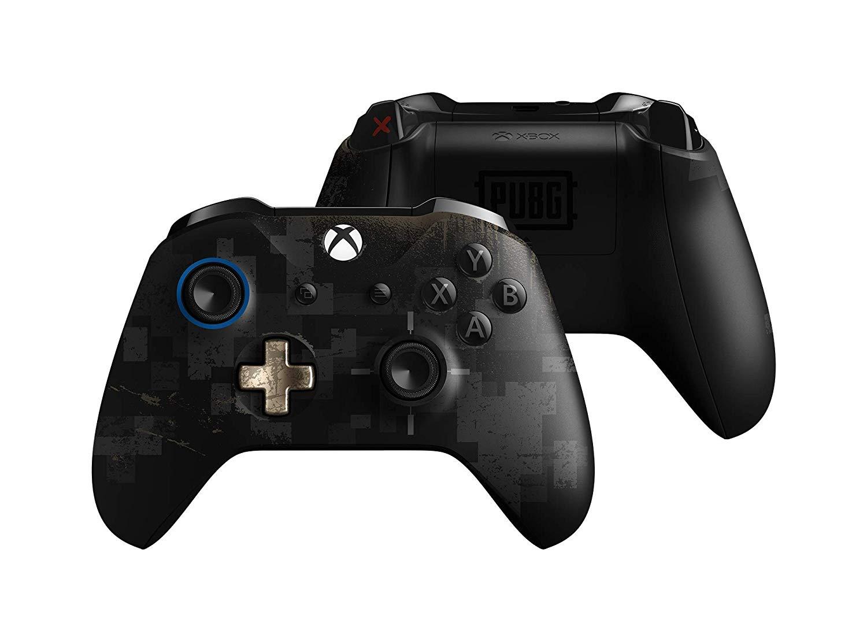 Microsoft - Mando Inalámbrico PUBG Edición Limitada (Xbox One, reaco)