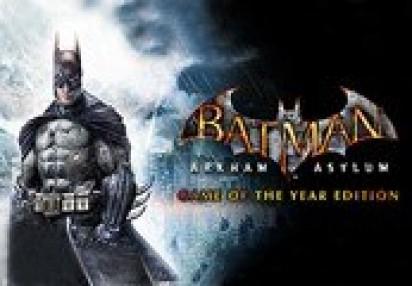 PC (STEAM): Batman: Arkham Asylum GOTY Edition