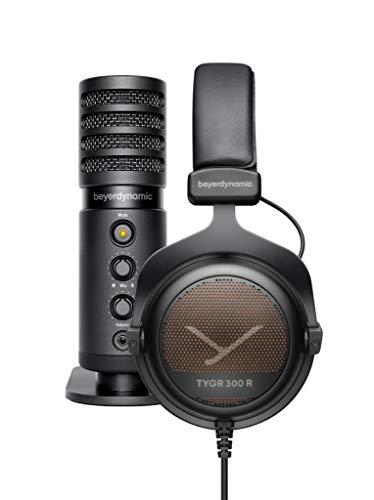 Beyerdynamic Team TYGR - Auriculares y micrófono USB