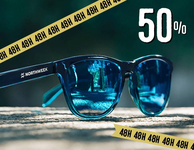 Gafas Northweek a 50% de descuento! (Solo 48h!)