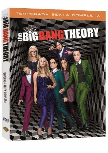 The Big Bang Theory - Temporada 6 DVD