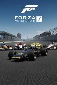 Gratis Paquete de coches IndyCar Forza Motorsport 7 (PC y Xbox)