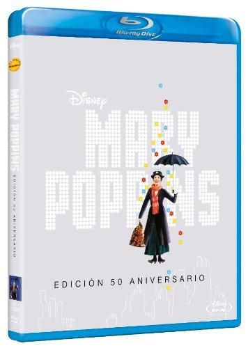 Blu-ray Mary Poppins - Edición 50 aniversario