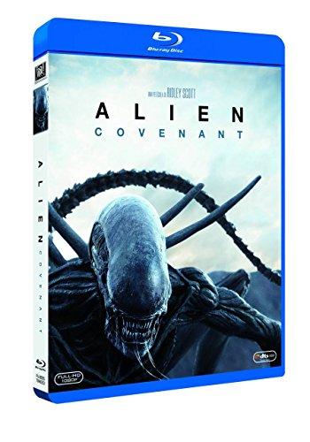 Alien: Covenant Blu-ray