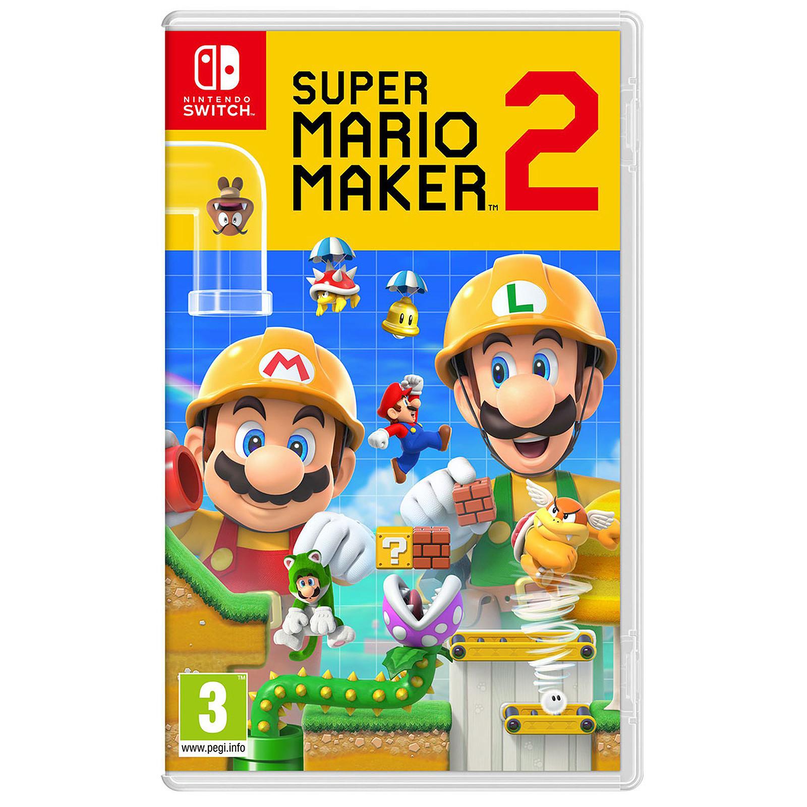 Super Mario Maker 2 - Nintendo Switch - Mediamarkt