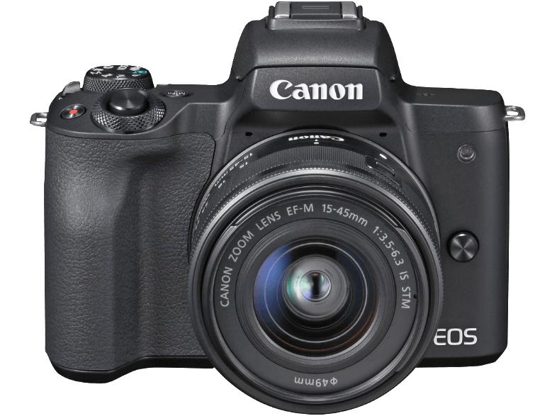 Cámara EVIL - Canon EOS M50