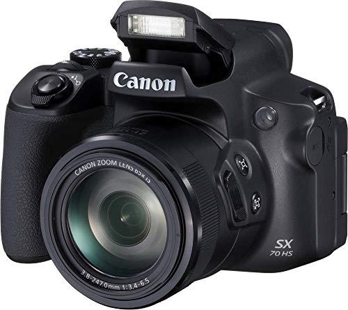 [Cholo]Canon PowerShot SX70 HS Zoom x65