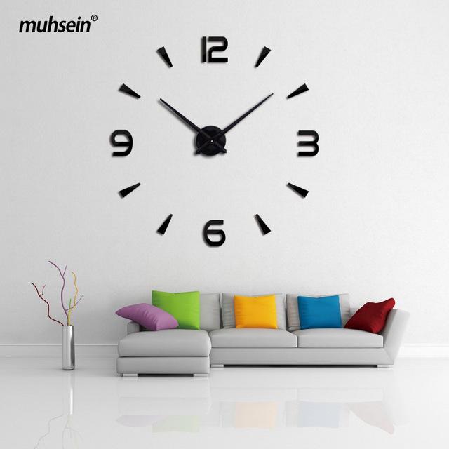 Reloj de pared varios colores