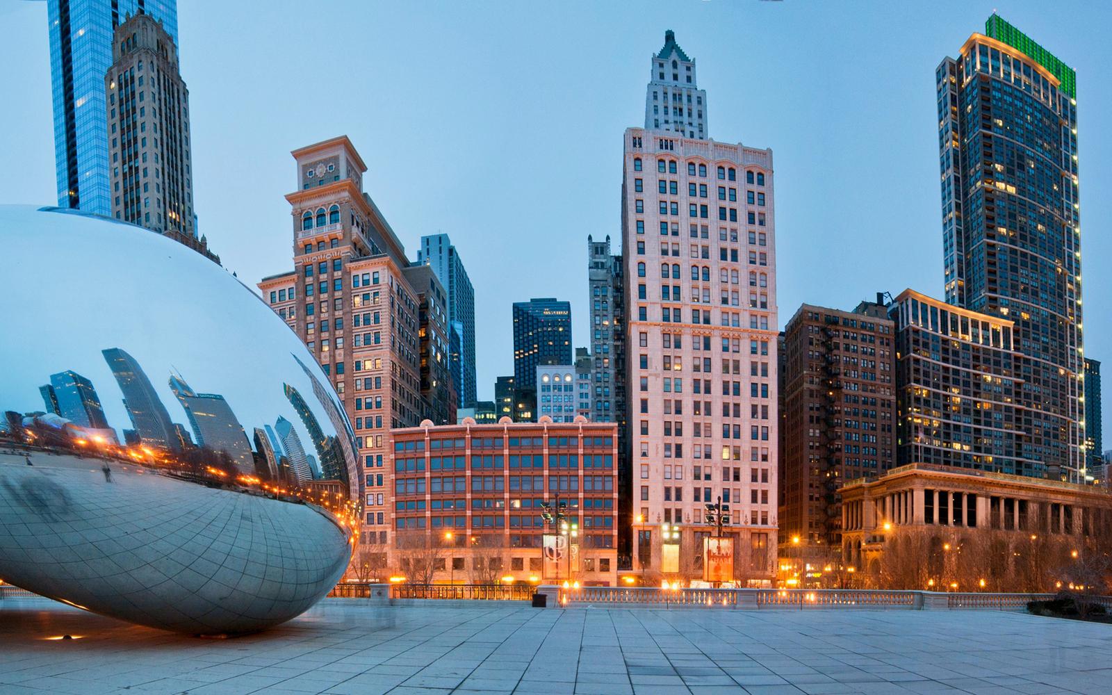Vuelos a Chicago sin escalas desde 135€/trayecto