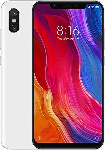 "Xiaomi Mi 8 EU - Smartphone de 6.21"" (Snapdragon 845, RAM de 6 GB, Memoria de 128 GB)"
