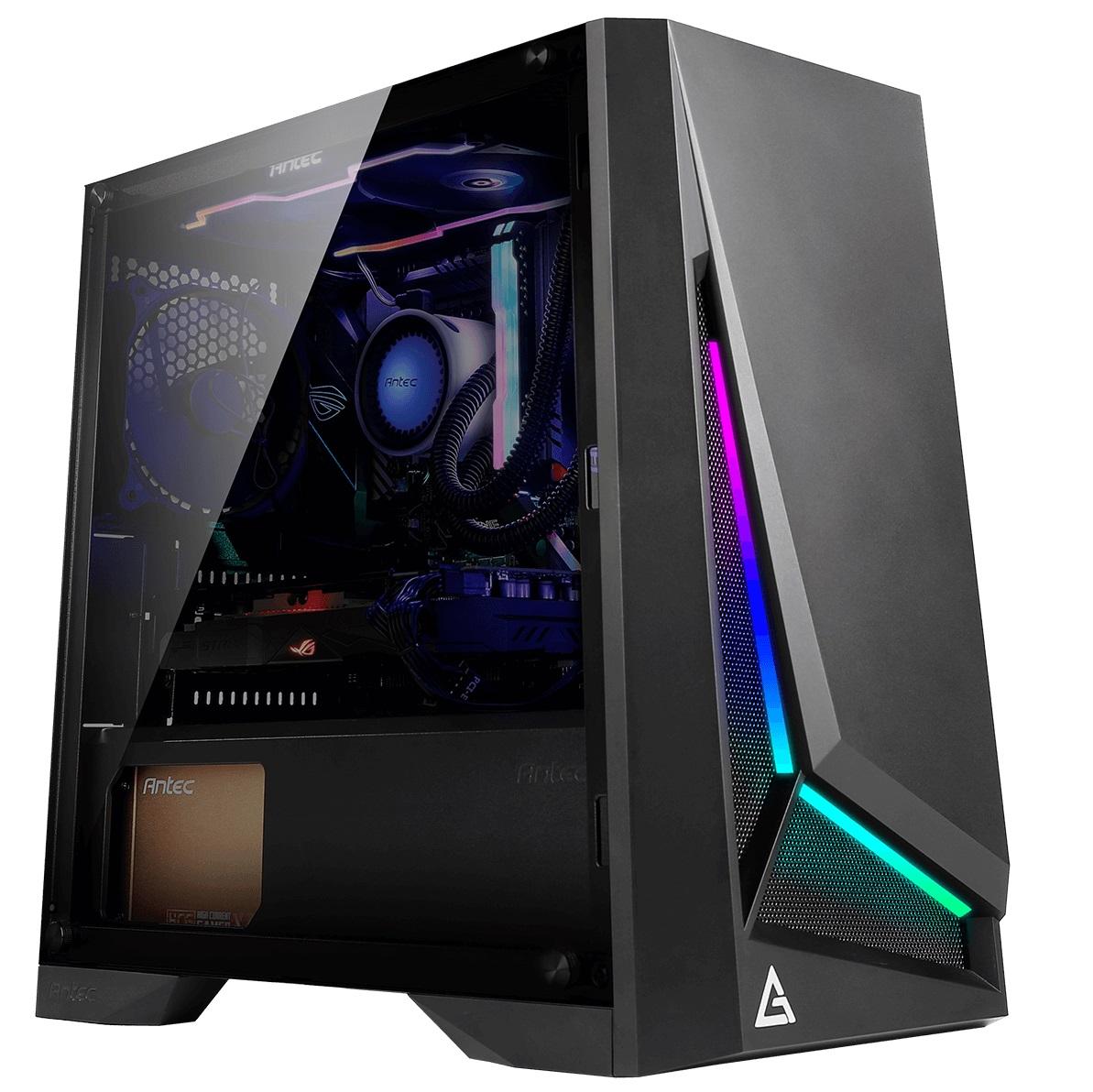 I5 9400F/KFA2 RTX2070 8GB MINI/MSI B360M MORTAR TITANIUM/16GB/ANTEC HC GAMER 650W