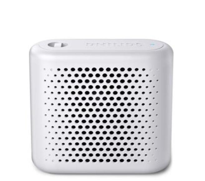 Altavoz Bluetooth Philips BT55 Blanco