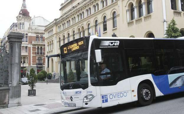 Bono autobús Gratis -13 años (Oviedo)